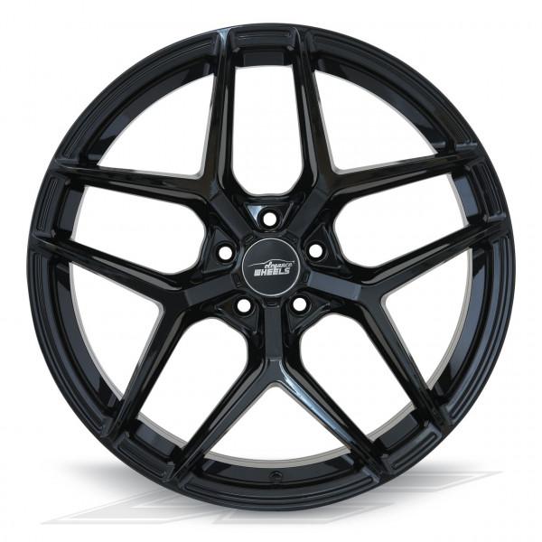 Elegance Wheels FF550 HighGloss Black | Concave + Deep Concave