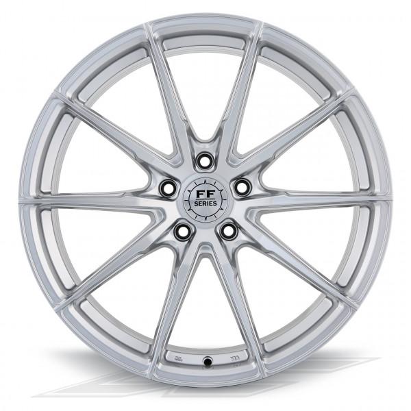 Elegance Wheels FF440 Hyper Silver | Concave + Deep Concave