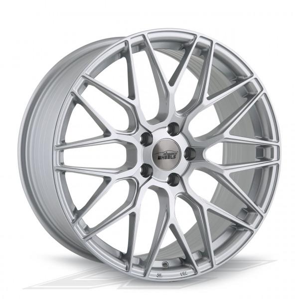 Elegance Wheels E3FF Hyper Silver | Concave + Deep Concave