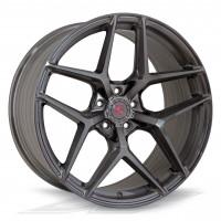 Elegance Wheels FF550 Liquid Brushed Metal | Concave + Deep Concave