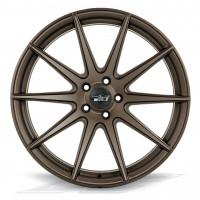 Elegance Wheels E1FF Satin Bronce   Concave + Deep Concave