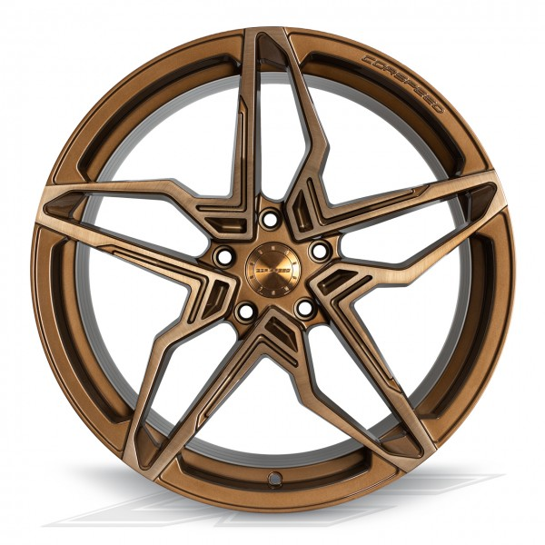HiGloss Bronze/Frontpoliert