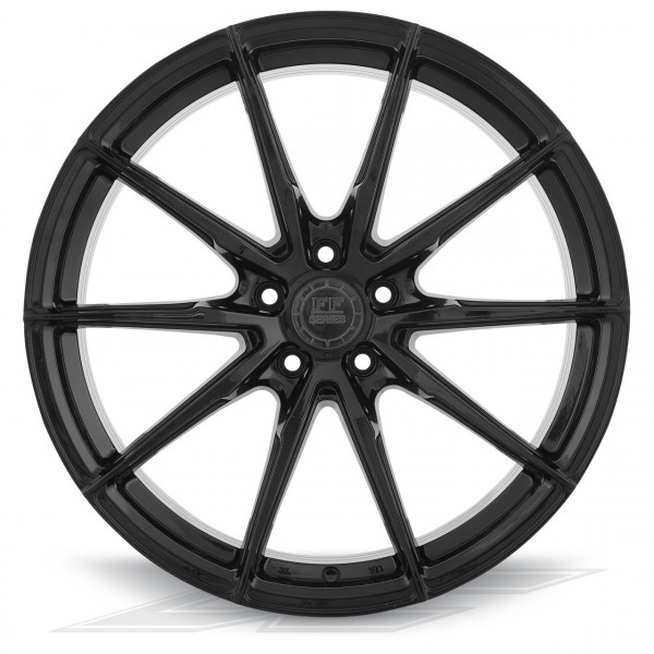 Elegance Wheels FF440 HighGloss Black | Concave + Deep Concave